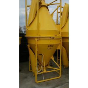 Бадья для бетона вертикальная 0,75 м3 ББМ Украина