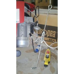 Электрическая лебёдка НЕ-200, г/п 200 кг (пр-во Италия)