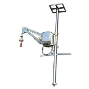 Электрическая лебёдка НЕ-325, г/п 325 кг (пр-во Италия)