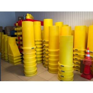 Секция мусоропровода строительного