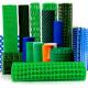 Пластиковые ограждения и заборы
